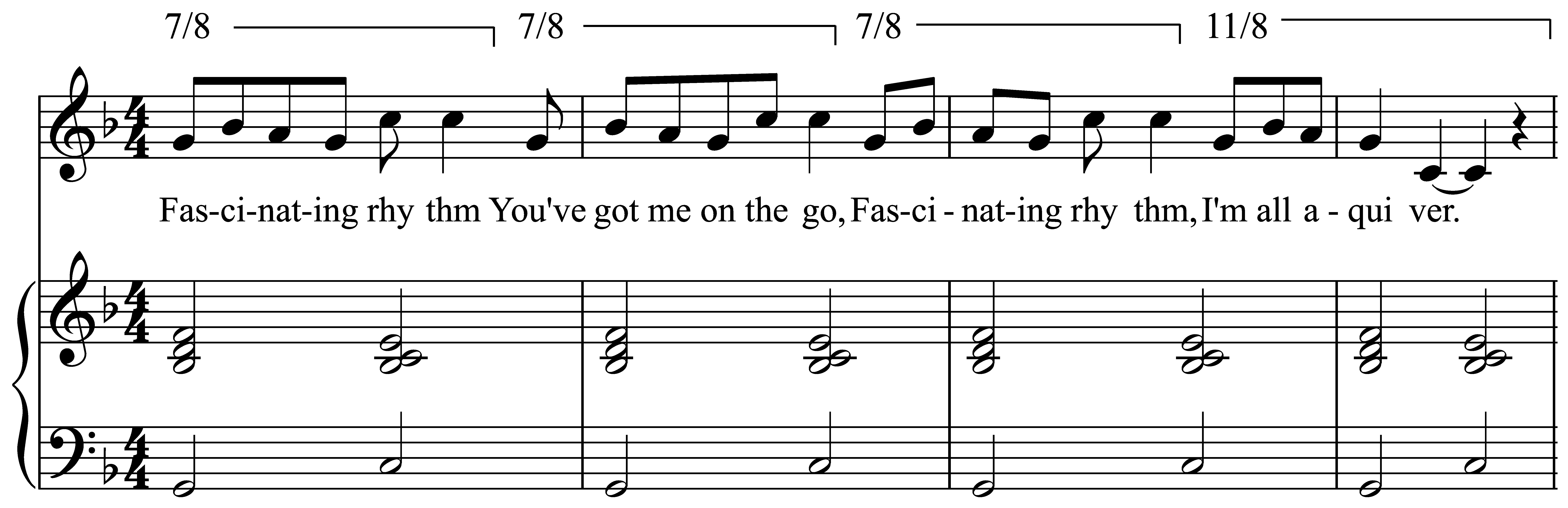 Fascinating Rhythm John C Adams As Metametric Pioneer